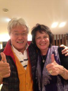 Hanioe and me Japan